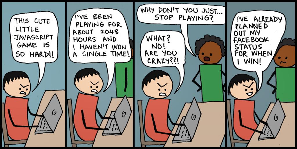 2048 comic