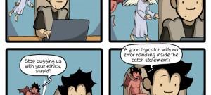 Coder's Weaknesses