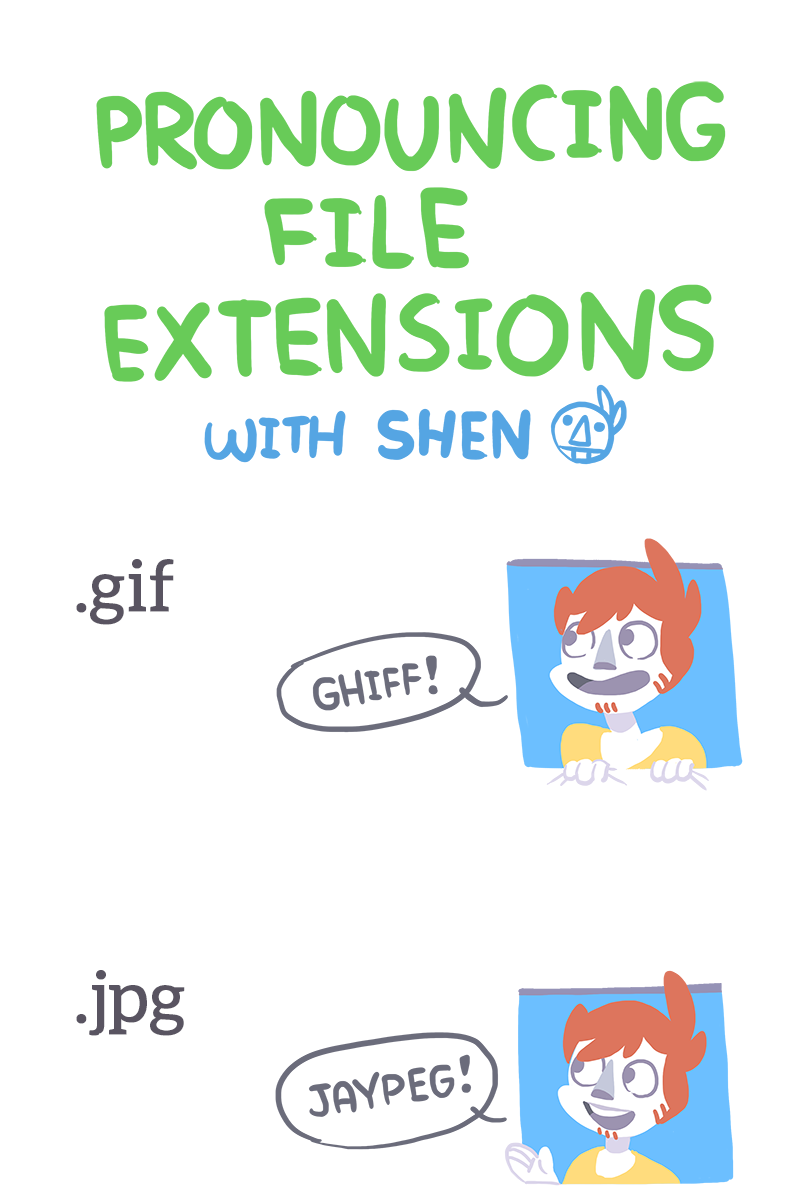 file extensions 1